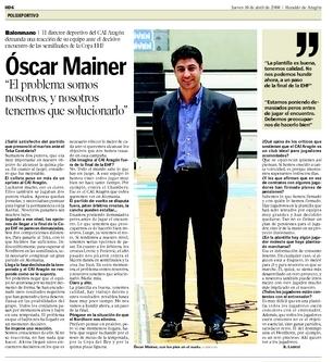 Oscar Mainer